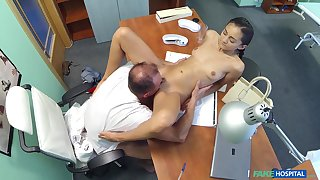 Horny doctor bangs his skinny layman lawsuit Shrima Malati
