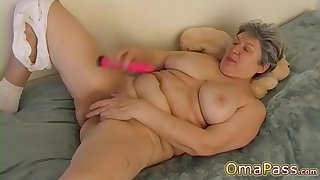 OmaPasS Videos be useful to Amateur Milfs and Matures