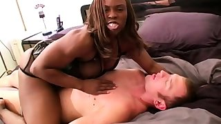 Femdom fetish bitch mad about together with cumshot portray with victim